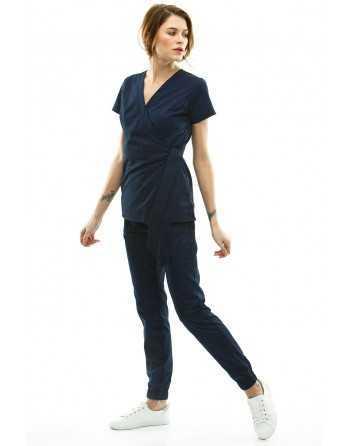 Costum Medical 2889 Bleumarin