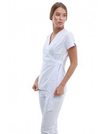 Costum Medical 2889 Alb