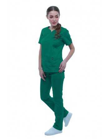 Costum Medical 1381 Verde