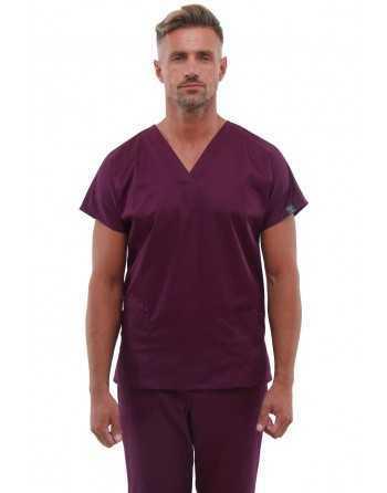 Costum Medical Barbati 0181 Violet