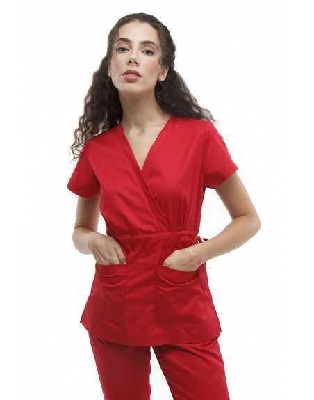 Costum Medical 1981 Rosu