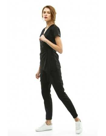 Costum Medical 2889 Negru