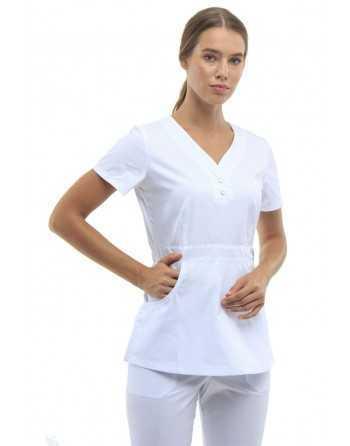Costum Medical 1181 Alb