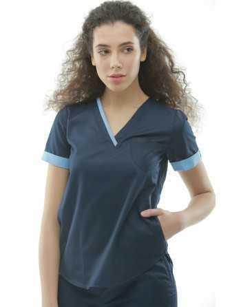 Costum Medical 1489 Bleumarin