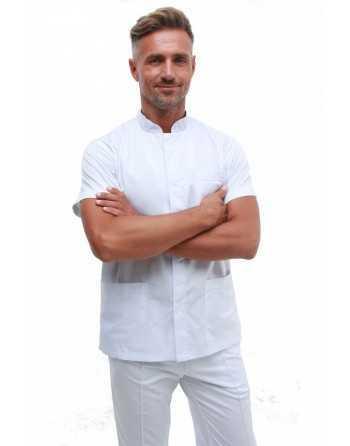 Costum Medical Barbati 20182 Alb