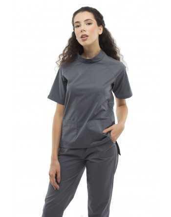 Costum Medical 40388 Gri Inchis