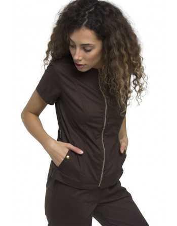 Costum Medical 40489 Ciocolata