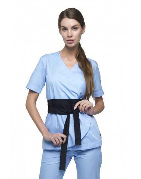 Costum Medical 3387 Albastru Royal