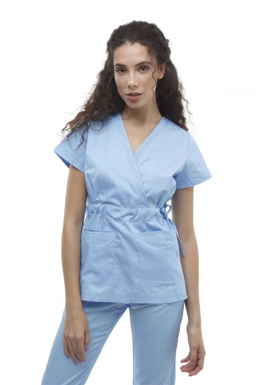 Costum Medical 1981 Royal Blue