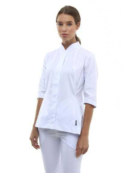 Costum Medical 13587 Alb